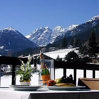 Гостиница в Австрии