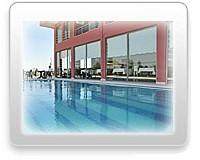 Новая гостиница в Турции (Белекс), со своим частным пляжем