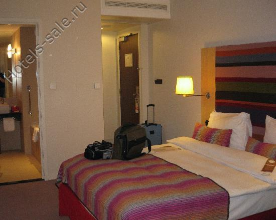В Брюсселе продается трехзвездочная гостиница