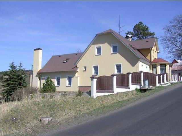 Новый пансион в Чехии, в горах, прямо на границе с Германией
