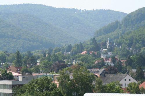 4 звездочная гостиница в Бад Харцбурге, Германия, Нижняя Саксония.