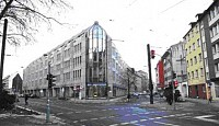Полностью модернизированный дом с жилыми и коммерческими помещениями в центре Дюссельдорфа (жел. вокзал рядом)