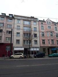 Доходный дом в центральной части Дюссельдорфа, столицы Северной Вестфалии в Германии.