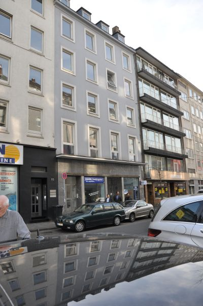 Доходный дом в Дюссельдорфе, самый центр.