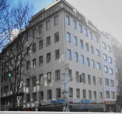 Доходный большой дом в центре Дюссельдорфа