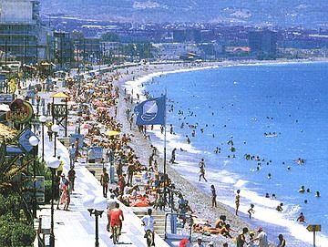 Гостиница в Лутраках, Греция, термальные источники.