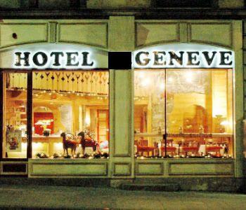 Три гостиницы в Женеве, Швейцария – продаются вместе или по отдельности.