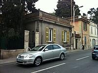 Свободный дом по пожизненной ренте в Каннах, на Лазурном берегу - полнейший раритет