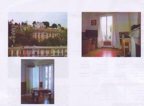 Свободная квартира в буржуазном районе Ниццы, на Лазурном берегу Франции на условиях пожизненной ренты - редкая возможность.