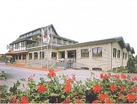 Большой гостиничный и развлекательный комплекс в Северной Вестфалии, в регионе Липе.