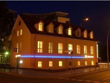 Гостиница в великолепном месте Берлина (район Трептов).