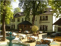 Гостиница в Северной части Берлина.