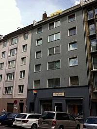 Доходный дом в хорошем состоянии в центре Дюссельдорфа рядом с вокзалом (1 минута ходьбы)