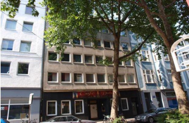Доходный дом с 20 апартаментами в непосредственной близости с вокзалом Дюссельдорфа
