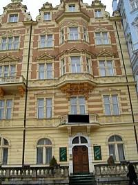 4 звездочная гостиница в Карловых Варах
