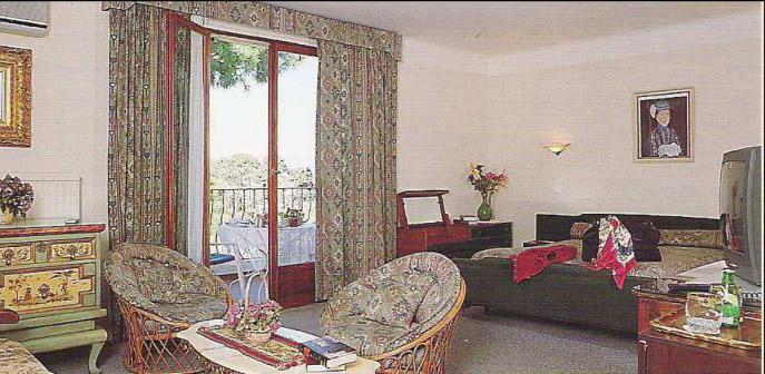 Гостиница в районе Антиб, Лазурный берег – золотая миля.
