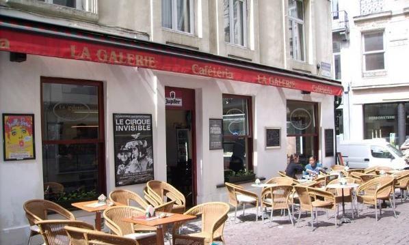 В центре Брюсселя, недалеко от Гран Пласа продается ресторанный бизнес.