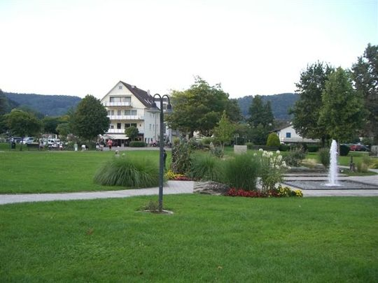 Великолепная гостиница возле Боденского озера.