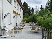 Гостиница в Берлине.
