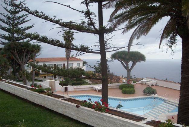 Гостиница Аппартотель на Тенерифе, Испания.