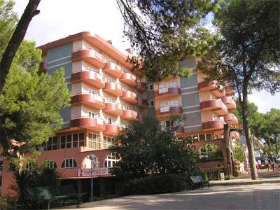 Отель 3*** на  Майорке , Ель Ареналь