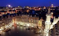 Проект в самом центре Брюсселя.