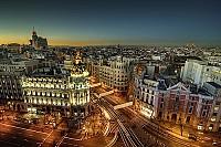 Отель 3* в центре Мадрида