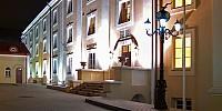 Гостиница в центре старого Вильнюса