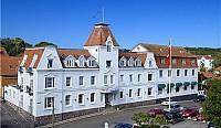 Гостиница в Дании, на одном из самых красивых островов королевства.