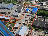 Продаётся производственно-складская база г.Подольск, ст. Селикатная