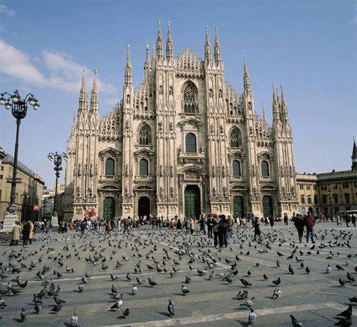 Гостиница 4 звезды в Милане.