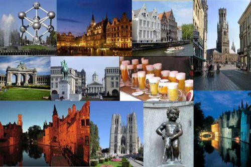 Инновационная компания в Бельгии, в Лёвене (знаменитый университетский город).