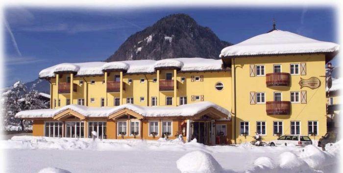 Сказочная гостиница в Зальцбурге, Австрия.