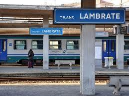 Гостиница в Милане, в районе Ламбрате, Италия.
