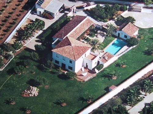 Двухэтажный пансионат в Коста Бланка, регион Дения, Испания /Costa Blanca (Dénia)