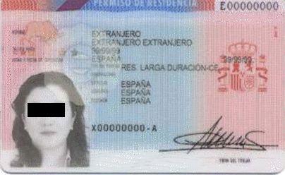 Получение вида на жительство в Испании.