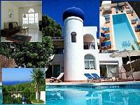 Гостиница на острове Ибица, Испания, Балеарские острова.