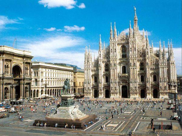 В центре Милана участок под строительство – очень редко!