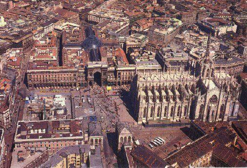 Участок под строительство многоквартирного дома или нескольких вилл в Милане.