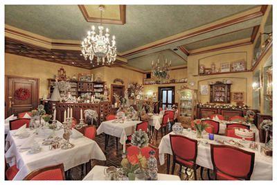 Гостиница ресторан в историческом центре Аахена, Германия, на границе с Бельгией.