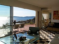 Вилла у Монако с непередаваемым панорамным видом и красотой.