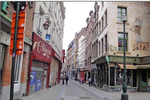 Возможность, которая бывает раз в 50 лет! В Брюсселе, в центре!