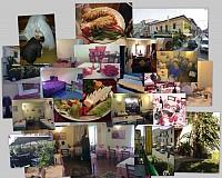 Ресторан в Италии, в одном из самых известных на побережье Италии курортов.