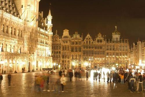 4 звездочная гостиница в Брюсселе, Бельгия.