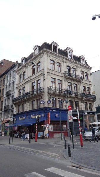 Доходный дом в центре Брюсселя, Бельгия