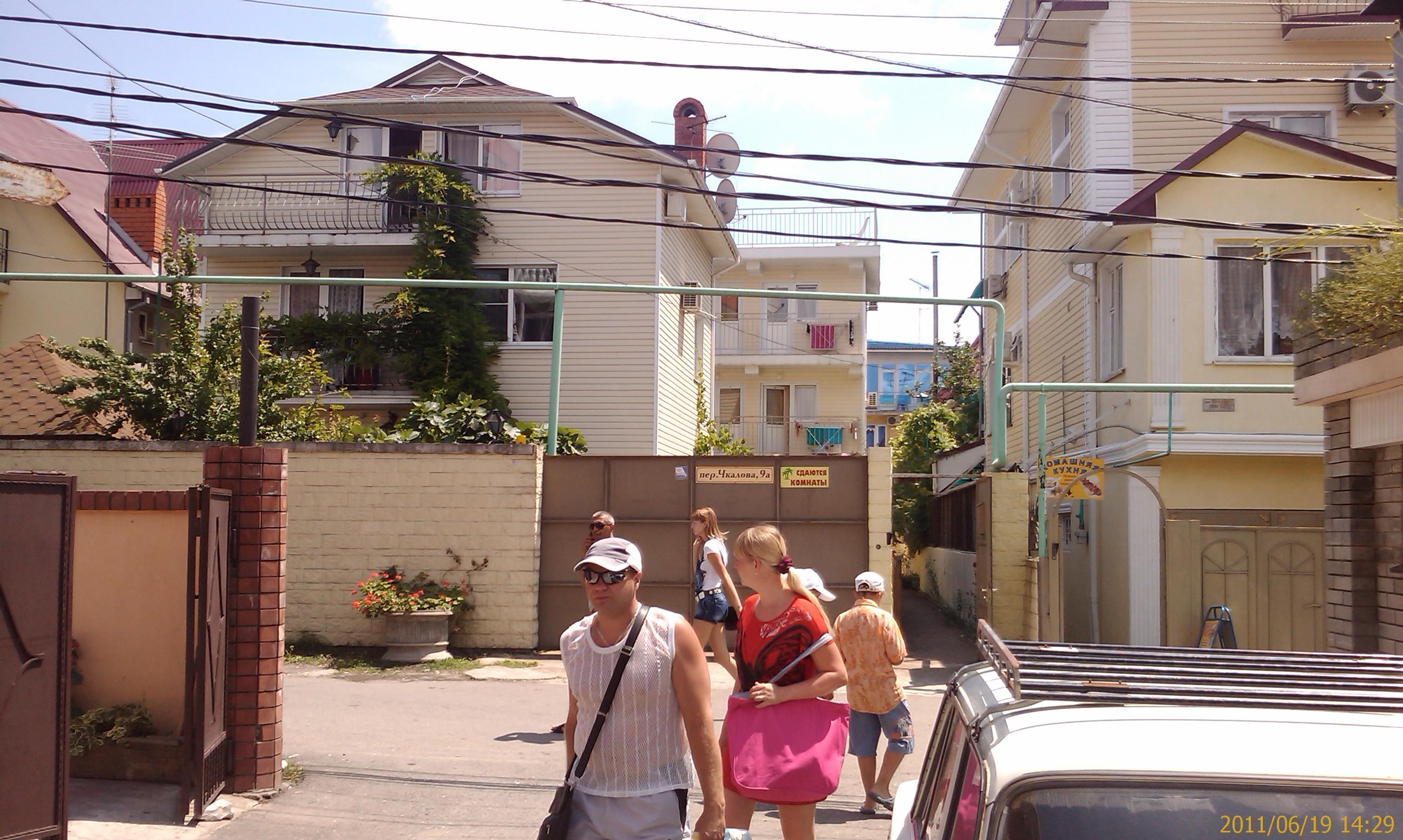 Раскрученная частная гостиница в Сочи (Курортный городок) и дом, Продажа, Аренда на длительный срок