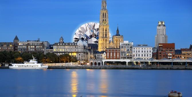 Алмазная компания на алмазной бирже в Антверпене, со всеми лицензиями на экспорт, импорт алмазов, их огранки.
