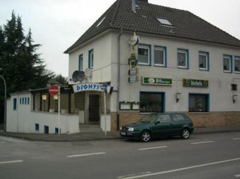 Коммерческий дом в Менхенгладбахе, Северная Вестфалия, рядом с Дюссельдорфом, на проходной улице.
