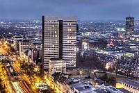 Гостиница в Брюсселе, на самом стратегическом месте с потрясающей динамикой.