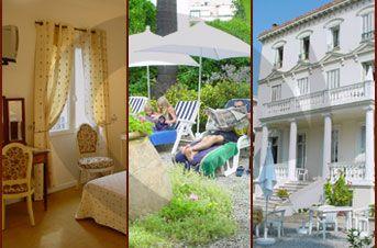 Небольшая и уютная гостиница на юге Франции, в Ницце, в центре города недалеко от морских пляжей.